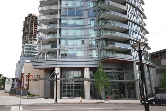 """Main Photo: 3603 2008 ROSSER Avenue in Burnaby: Brentwood Park Condo for sale in """"SOLO STRATUS"""" (Burnaby North)  : MLS®# R2125583"""