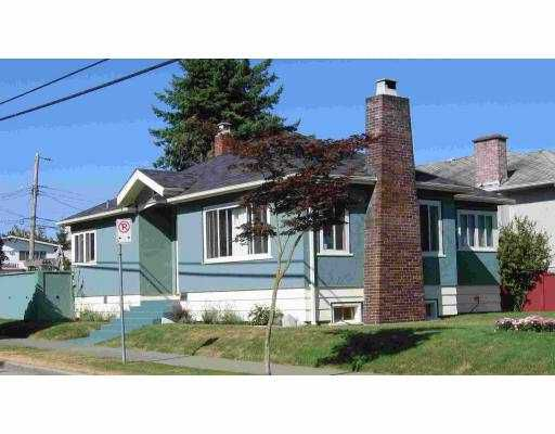 Main Photo: 6680 ONTARIO ST in Vancouver: South Vancouver House for sale (Vancouver East)  : MLS®# V551816