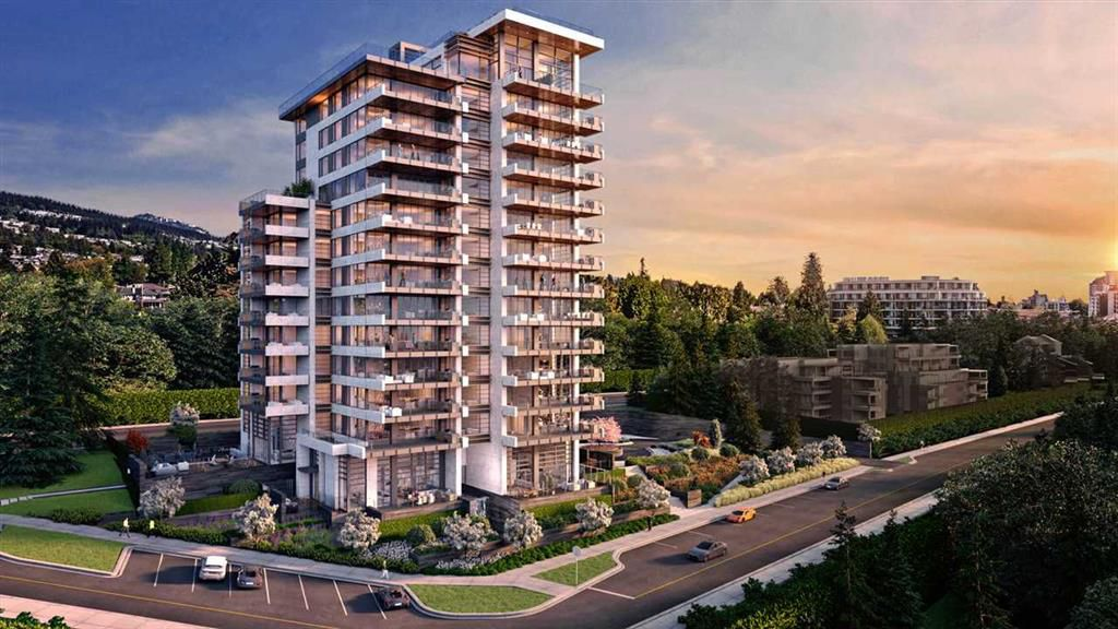 Main Photo: 2289 Bellevue Avenue in West Vancouver: Dundarave Condo for sale