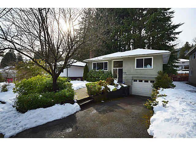 Main Photo: 4573 Underwood Ave. in North Vancouver: Lynn Valley House for sale : MLS®# V1049798