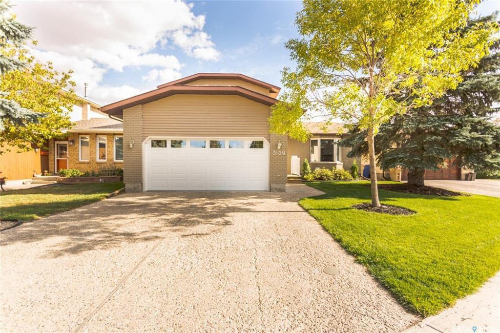 Main Photo: 3139 Fraser Place in Regina: Gardiner Heights Residential for sale : MLS®# SK708020