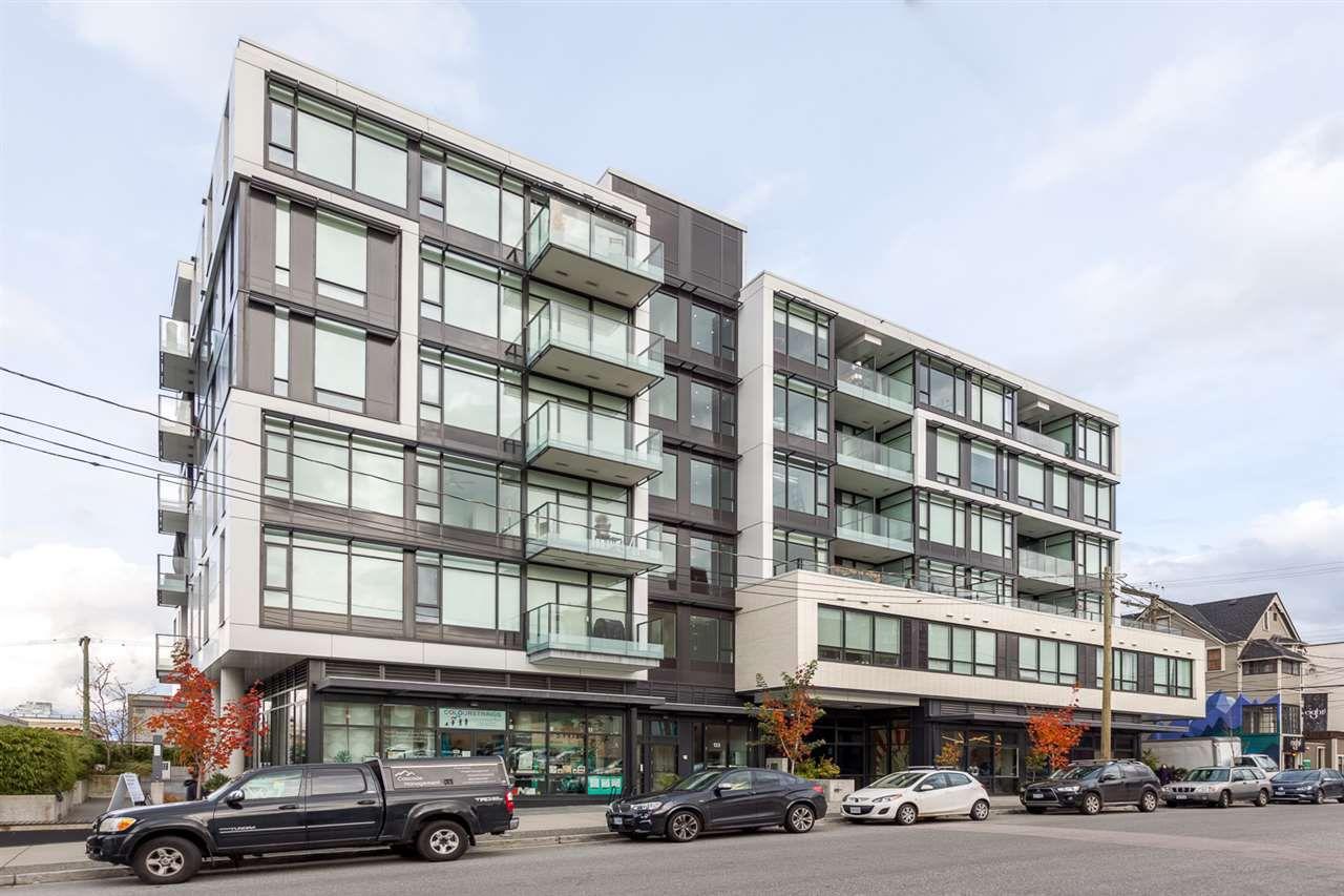 "Main Photo: 203 133 E 8TH Avenue in Vancouver: Mount Pleasant VE Condo for sale in ""Studio 45"" (Vancouver East)  : MLS®# R2223309"
