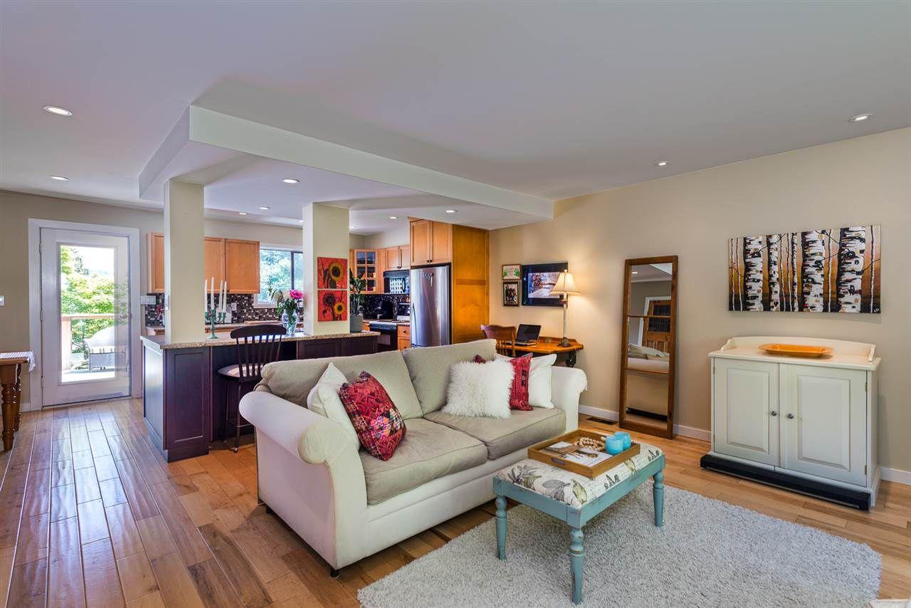 Open concept Kitchen/Dining/Livingroom