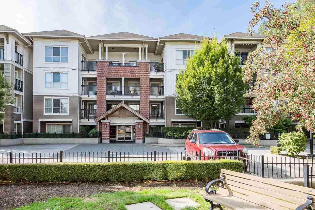 """Main Photo: B212 8929 202 Street in Langley: Walnut Grove Condo for sale in """"THE GROVE"""" : MLS®# R2306826"""