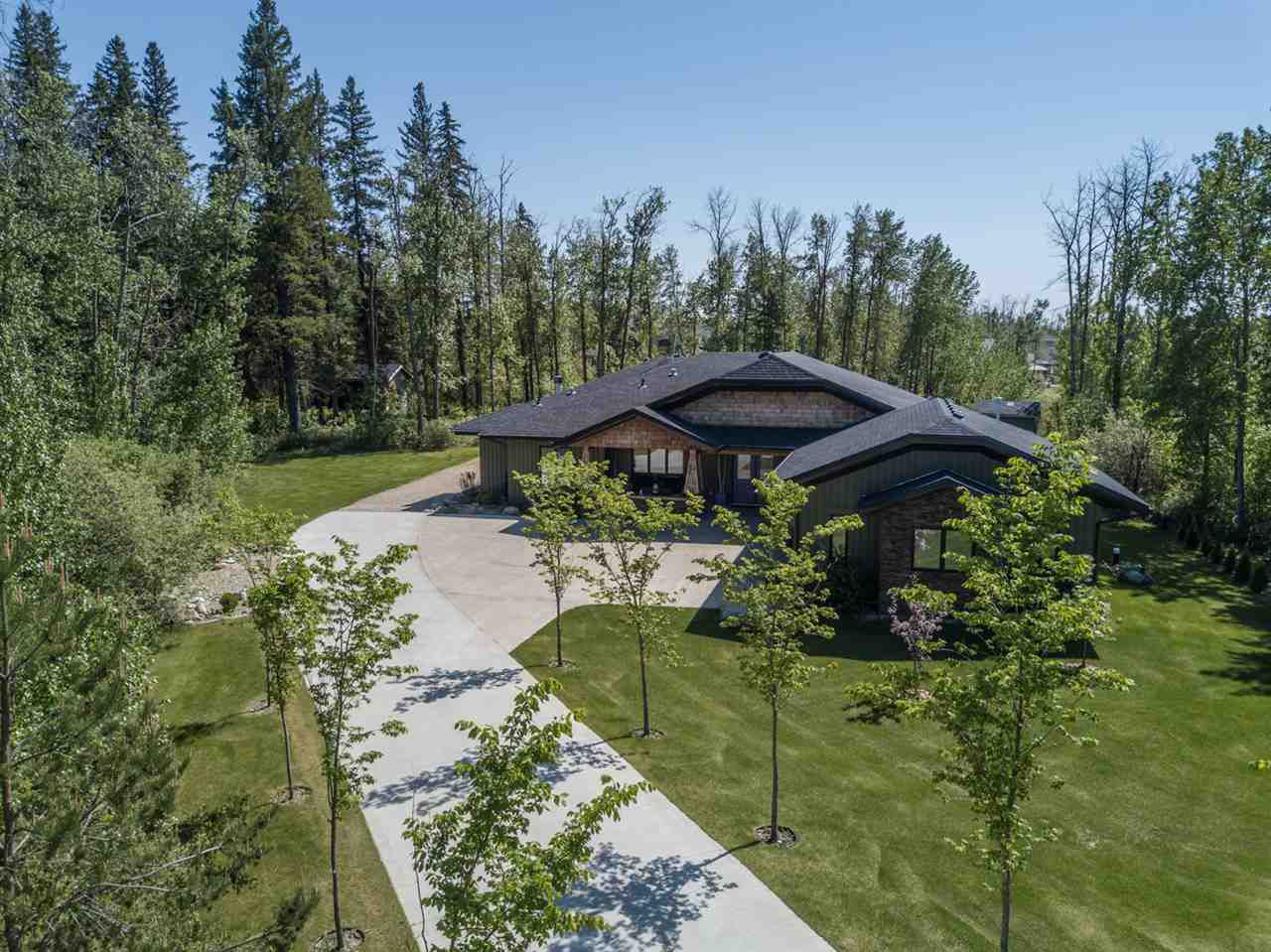 Main Photo: 75 53305 RGE RD 273 Road: Rural Parkland County House for sale : MLS®# E4132972