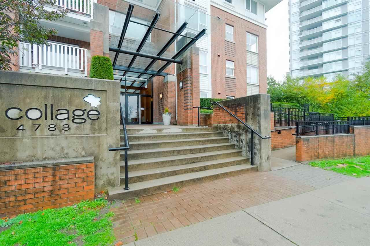 "Main Photo: 211 4783 DAWSON Street in Burnaby: Brentwood Park Condo for sale in ""Collage"" (Burnaby North)  : MLS®# R2319878"