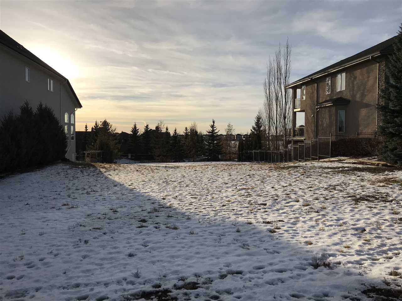 Main Photo: 1089 Tory Road NW in Edmonton: Zone 14 Vacant Lot for sale : MLS®# E4136390