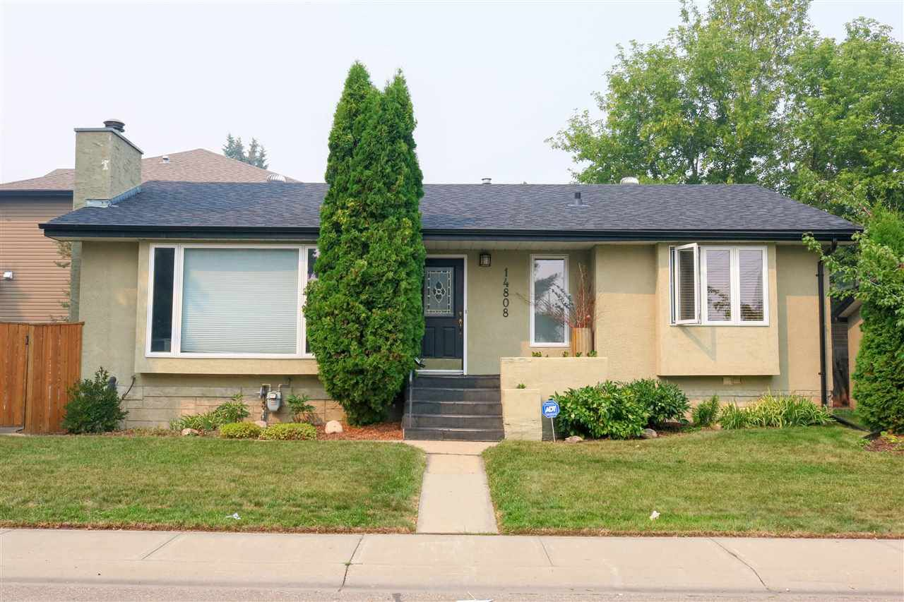Main Photo: 14808 96 Avenue in Edmonton: Zone 10 House for sale : MLS®# E4140099