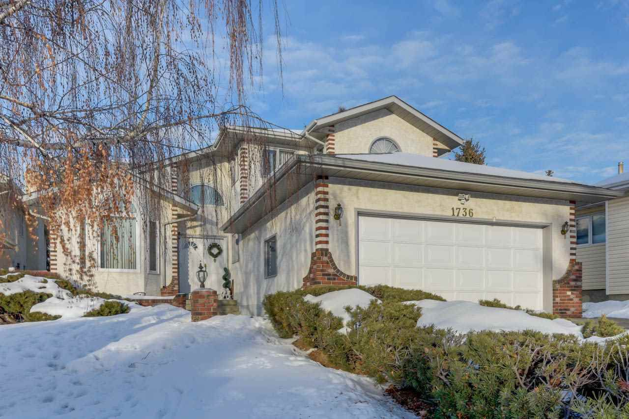 Main Photo: 1736 BEARSPAW Drive W in Edmonton: Zone 16 House for sale : MLS®# E4140604