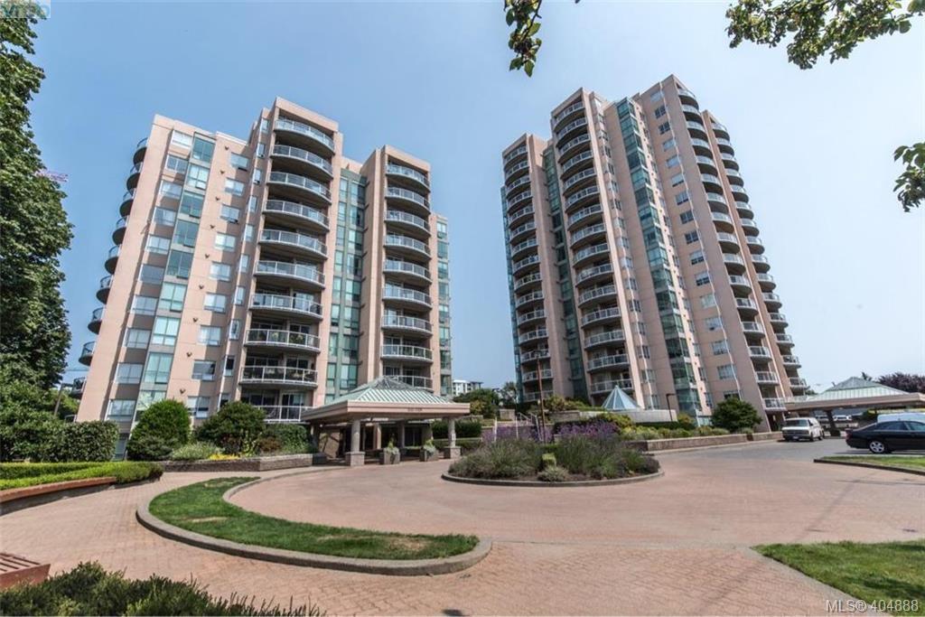 Main Photo: 1302 1020 View Street in VICTORIA: Vi Downtown Condo Apartment for sale (Victoria)  : MLS®# 404888