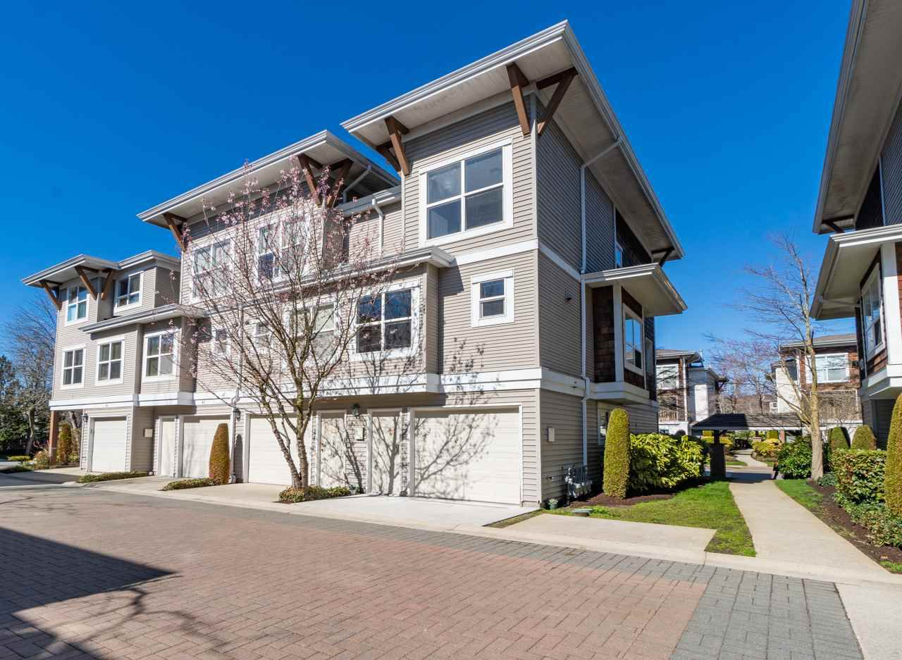 Main Photo: 38 7111 LYNNWOOD Drive in Richmond: Granville Townhouse for sale : MLS®# R2352304
