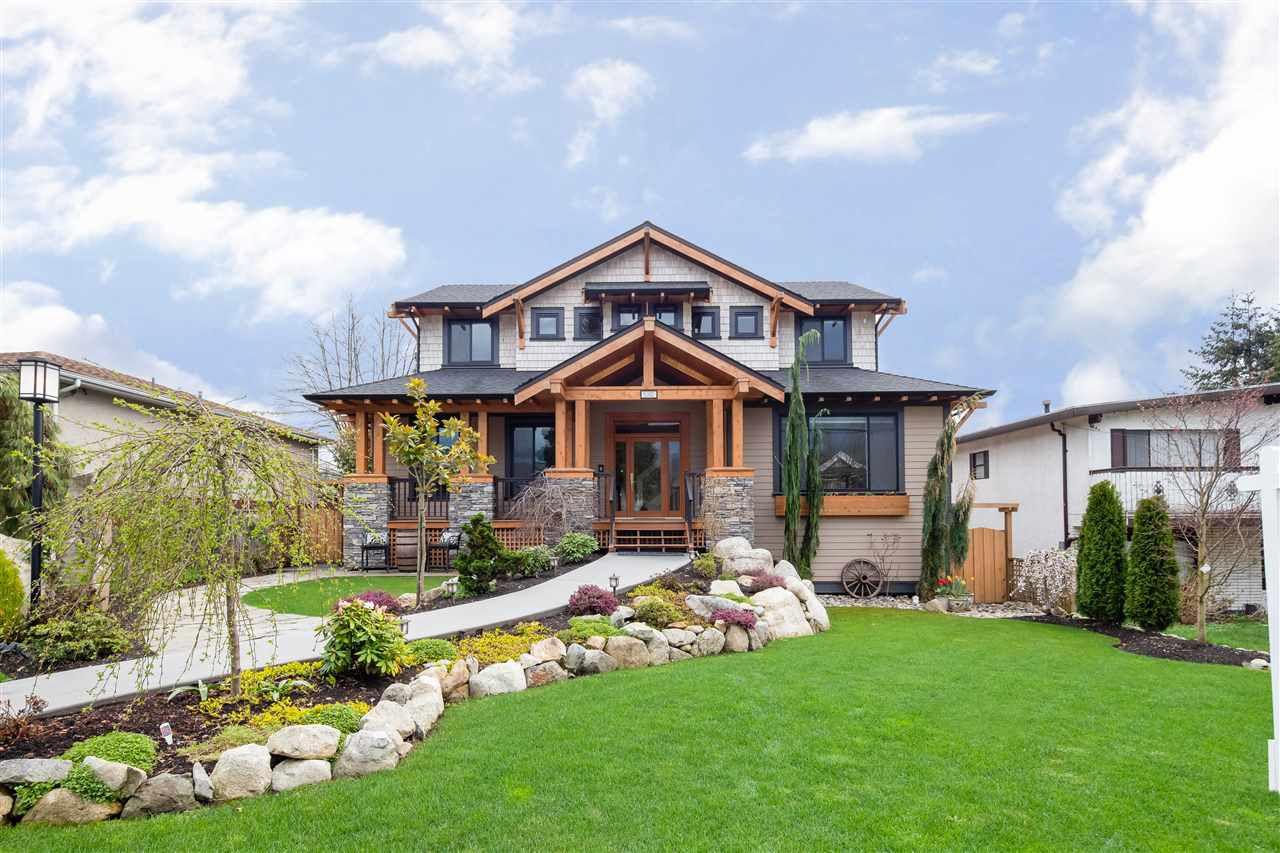 """Main Photo: 5332 SPRUCE Street in Burnaby: Deer Lake Place House for sale in """"DEER LAKE"""" (Burnaby South)  : MLS®# R2353203"""