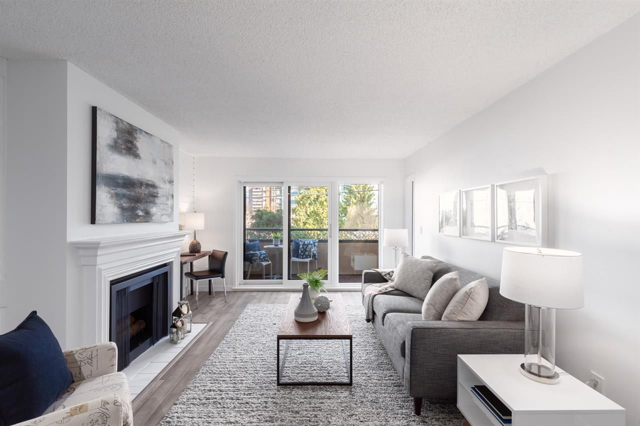 """Main Photo: 301 1405 W 15TH Avenue in Vancouver: Fairview VW Condo for sale in """"Landmark Grand"""" (Vancouver West)  : MLS®# R2353938"""