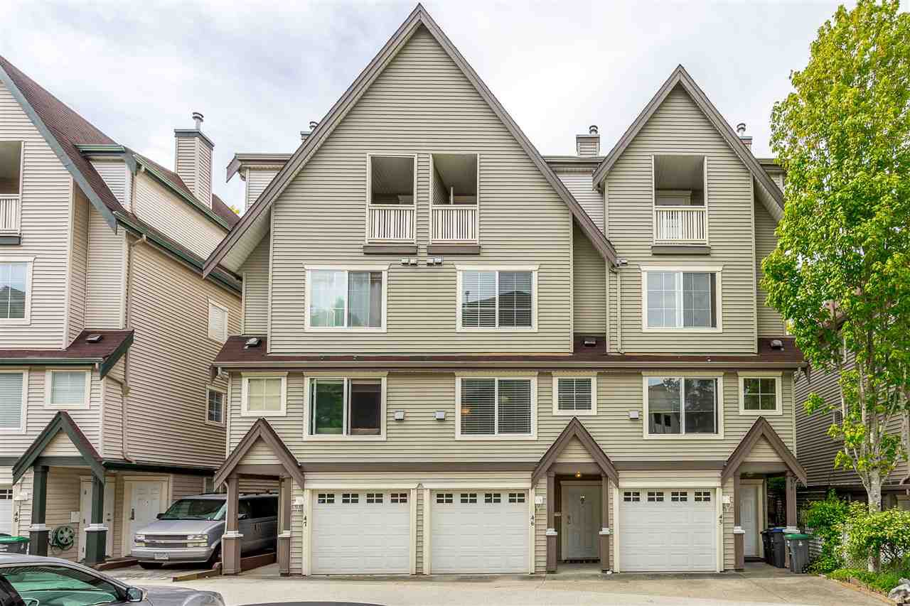 """Main Photo: 46 15355 26 Avenue in Surrey: King George Corridor Townhouse for sale in """"South wind"""" (South Surrey White Rock)  : MLS®# R2366234"""
