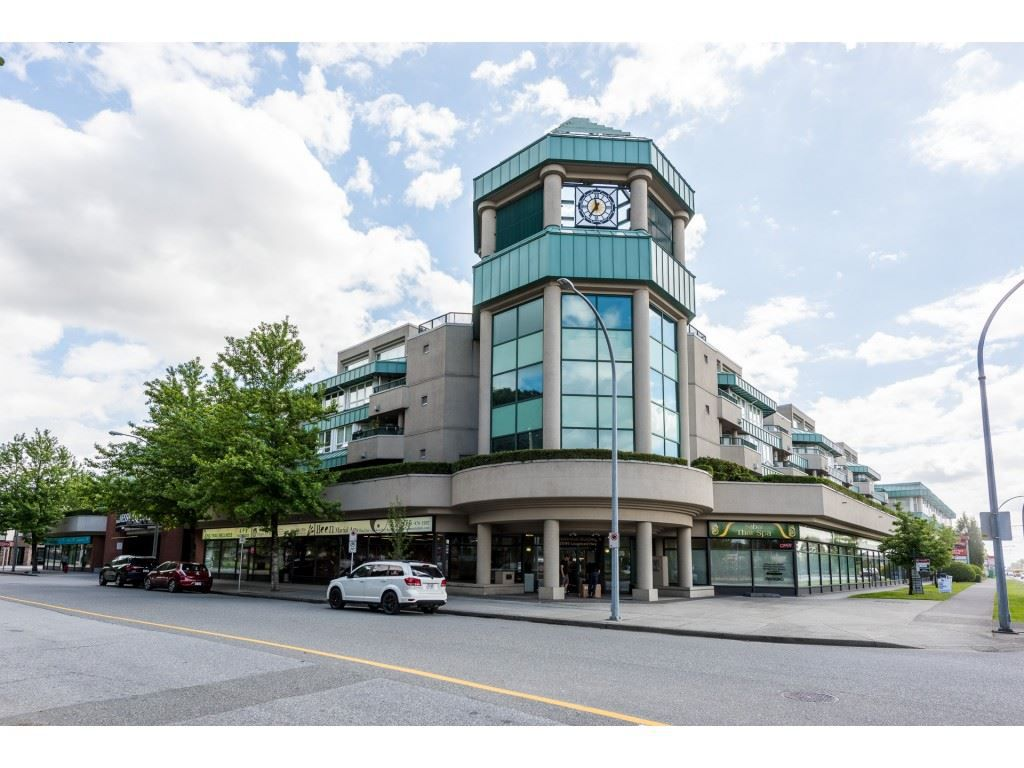 """Main Photo: A328 2099 LOUGHEED Highway in Port Coquitlam: Glenwood PQ Condo for sale in """"SHAUGHNESSY SQUARE"""" : MLS®# R2376539"""