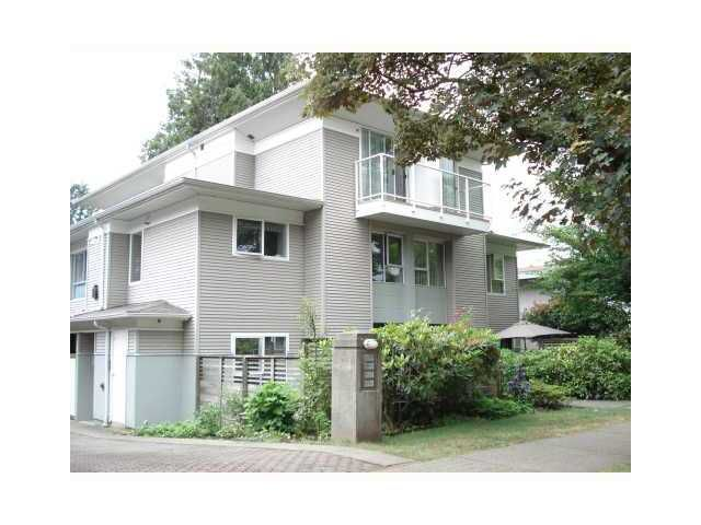 Main Photo: 2 1568 E 22ND Avenue in Vancouver: Knight Townhouse for sale (Vancouver East)  : MLS®# V881761