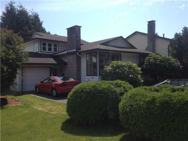 Main Photo: 1268 ORIOLE Place in Port Coquitlam: Lincoln Park PQ House for sale : MLS®# V975894