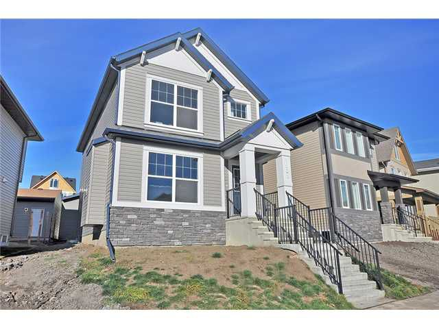 Main Photo: 1233 REUNION RD NW: Airdrie Residential Detached Single Family for sale : MLS®# C3591356