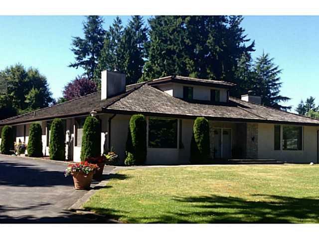 "Main Photo: 13158 24 Avenue in Surrey: Elgin Chantrell House for sale in ""Elgin Chantrell"" (South Surrey White Rock)  : MLS®# F1403337"