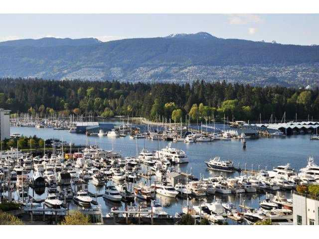 Main Photo: # 1103 1228 W HASTINGS ST in Vancouver: Coal Harbour Condo for sale (Vancouver West)  : MLS®# V829434