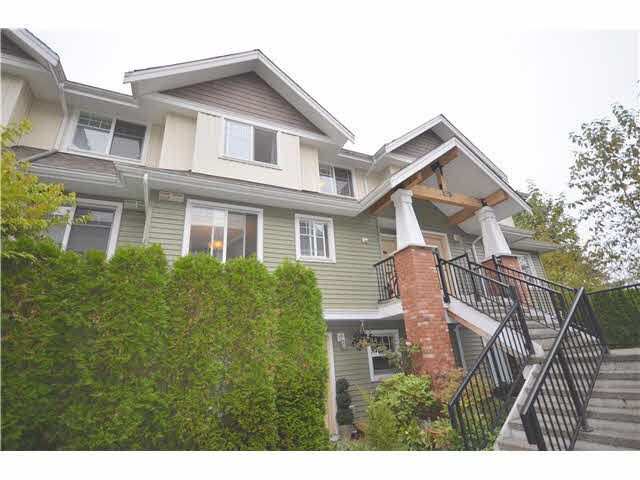 Main Photo: 213 1567 GRANT Avenue in Port Coquitlam: Glenwood PQ Townhouse for sale : MLS®# V1067312