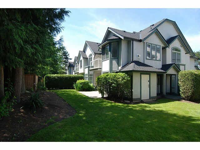 """Main Photo: 32 4740 221 Street in Langley: Murrayville Townhouse for sale in """"EAGLE CREST"""" : MLS®# F1443432"""
