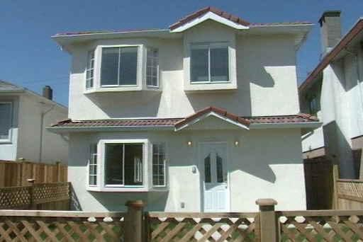 Main Photo: 6075 VICTORIA DRIVE in : Killarney VE House 1/2 Duplex for sale : MLS®# V378365
