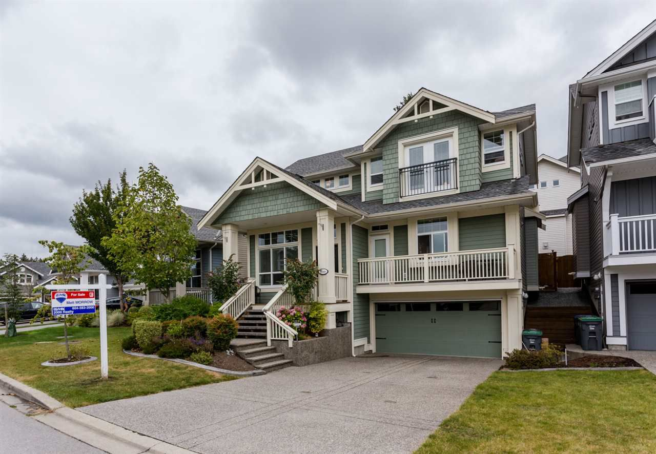 Main Photo: 6046 163A Street in Surrey: Cloverdale BC House for sale (Cloverdale)  : MLS®# R2098757