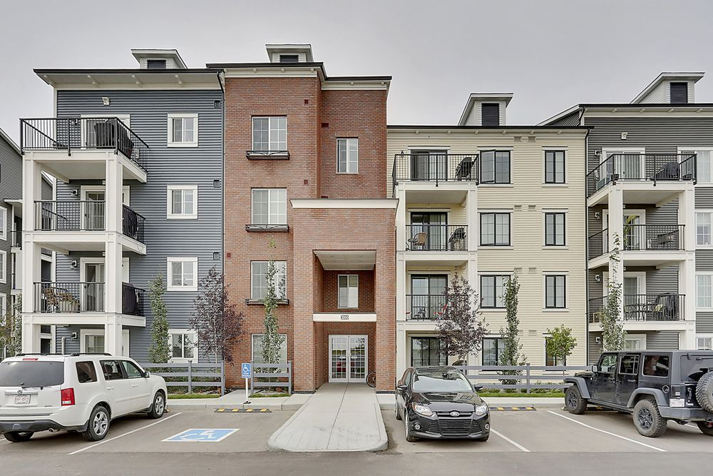 Main Photo: 3109 755 Copperpond Blvd. SE in Calgary: Condo for sale : MLS®# C4030367