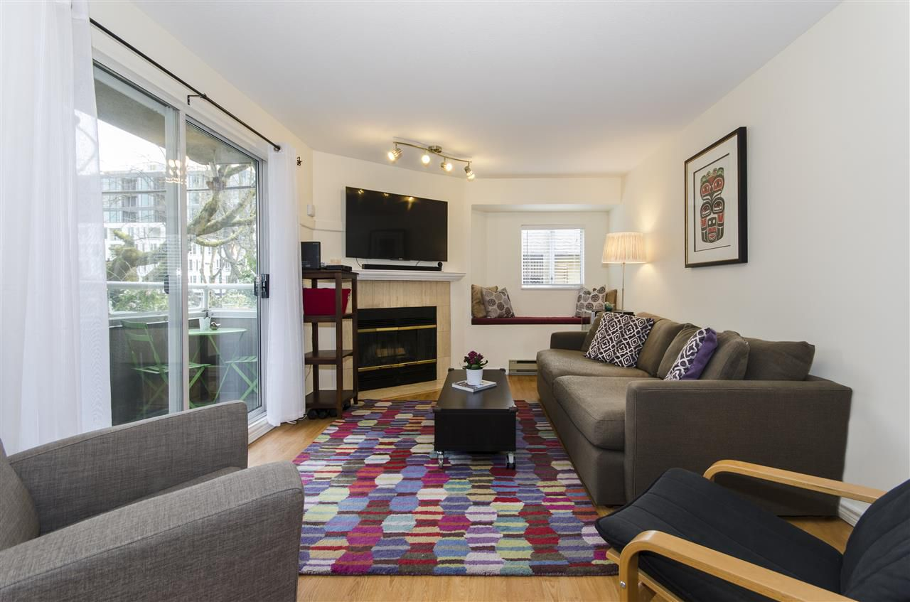 """Main Photo: 204 526 W 13TH Avenue in Vancouver: Fairview VW Condo for sale in """"Sungate"""" (Vancouver West)  : MLS®# R2148723"""