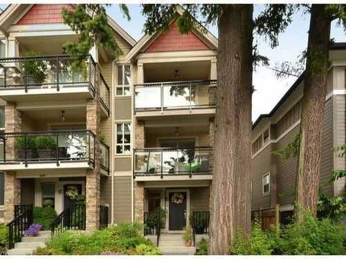 Main Photo: 3 1434 EVERALL Street in South Surrey White Rock: Home for sale : MLS®# F1415128
