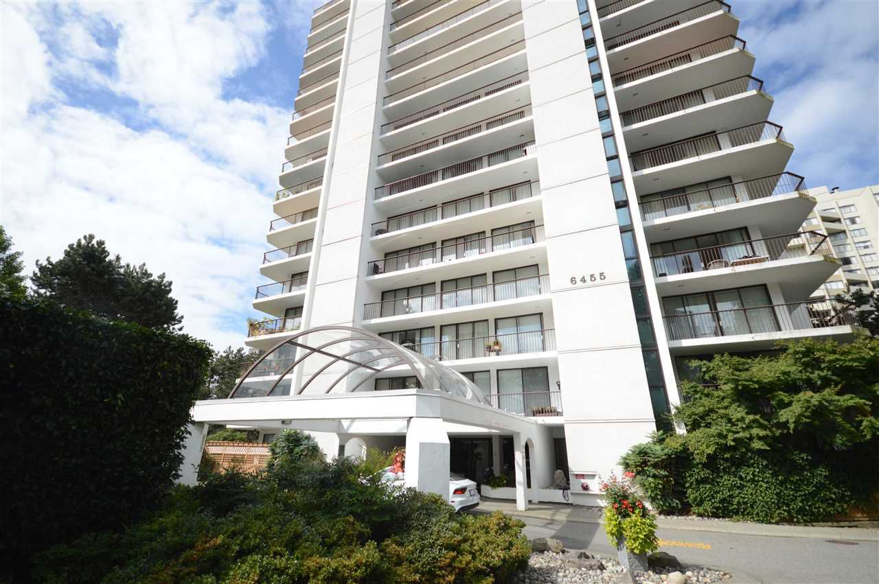 "Main Photo: 1505 6455 WILLINGDON Avenue in Burnaby: Metrotown Condo for sale in ""PARKSIDE MANOR"" (Burnaby South)  : MLS®# R2200775"