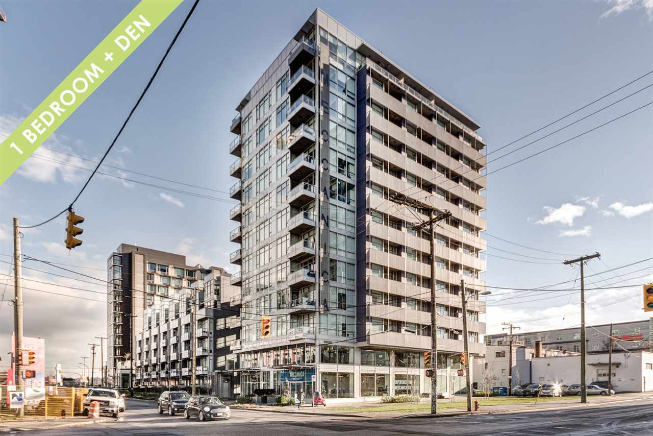 Main Photo: 806 108 E 1ST AVENUE in Vancouver: Mount Pleasant VE Condo for sale (Vancouver East)  : MLS®# R2199007