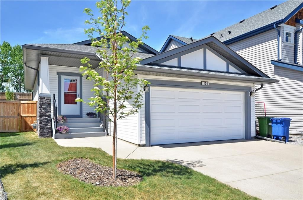 Main Photo: 136 Reunion Close NW: Airdrie House for sale : MLS®# C4170795