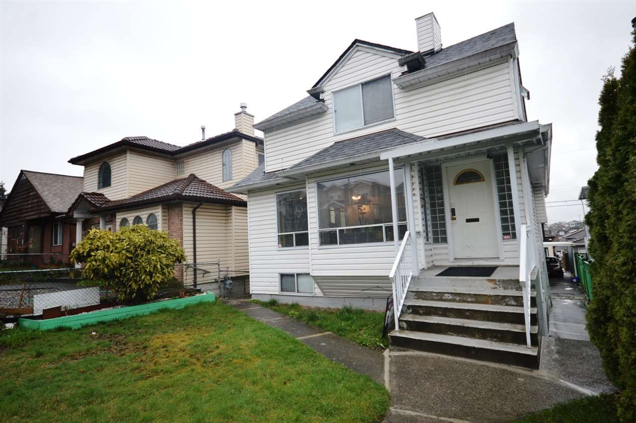 Main Photo: 5452 KNIGHT Street in Vancouver: Knight House for sale (Vancouver East)  : MLS®# R2250577