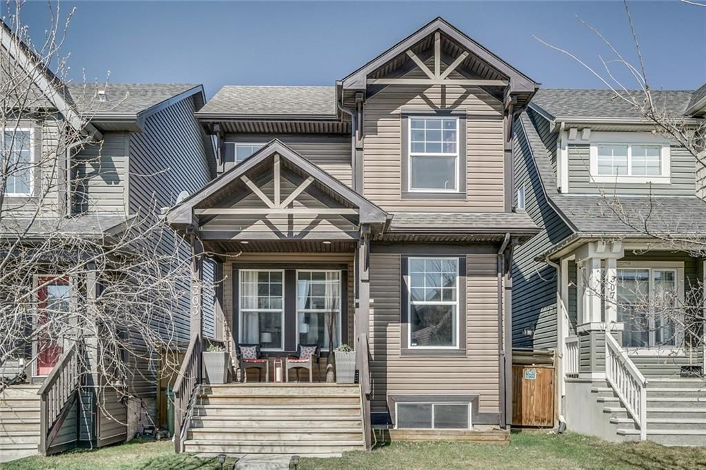 Main Photo: 303 NEW BRIGHTON Landing SE in Calgary: New Brighton House for sale : MLS®# C4182100