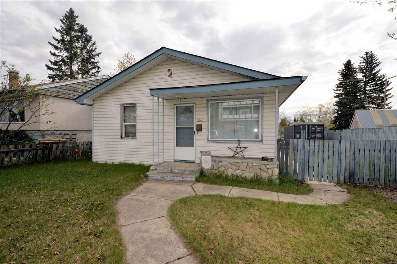 """Main Photo: 562 FREEMAN Street in Prince George: Central House for sale in """"CENTRAL"""" (PG City Central (Zone 72))  : MLS®# R2265541"""