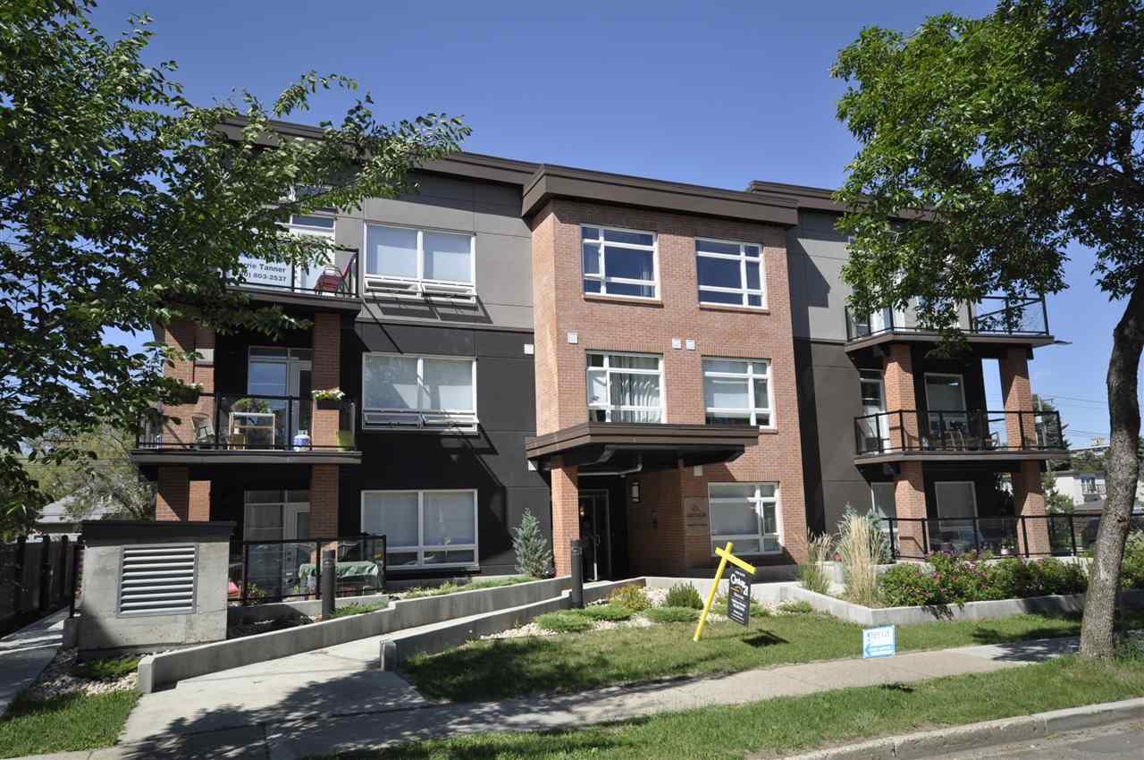 Main Photo: #303 10606 84 Avenue NW in Edmonton: Zone 15 Condo for sale : MLS®# E4117539