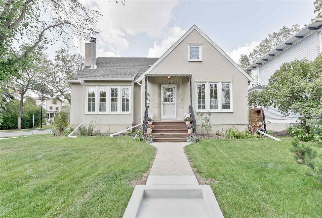 Main Photo: 12528 104 Avenue in Edmonton: Zone 07 House for sale : MLS®# E4121075