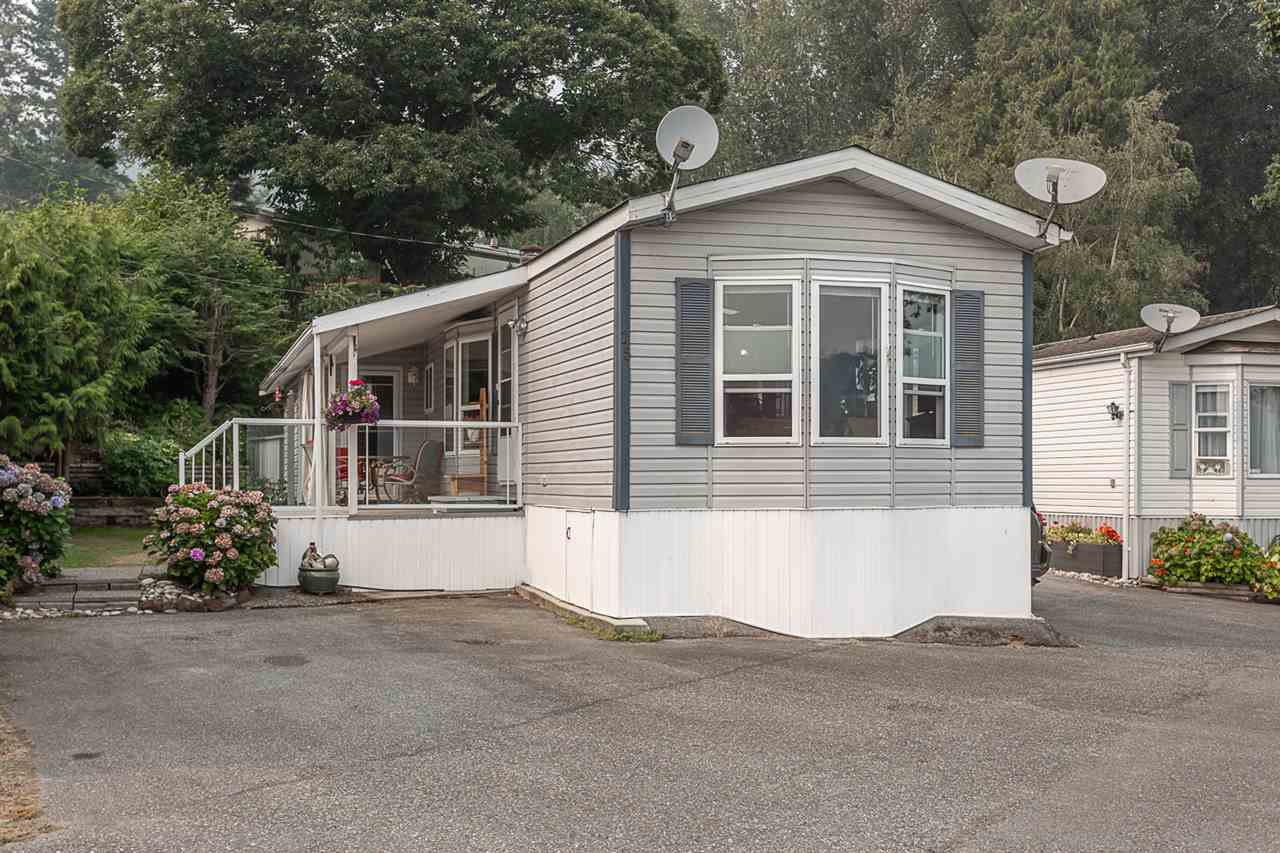 "Main Photo: 15 9970 WILSON Street in Mission: Stave Falls Manufactured Home for sale in ""RUSKIN PARK"" : MLS®# R2300166"