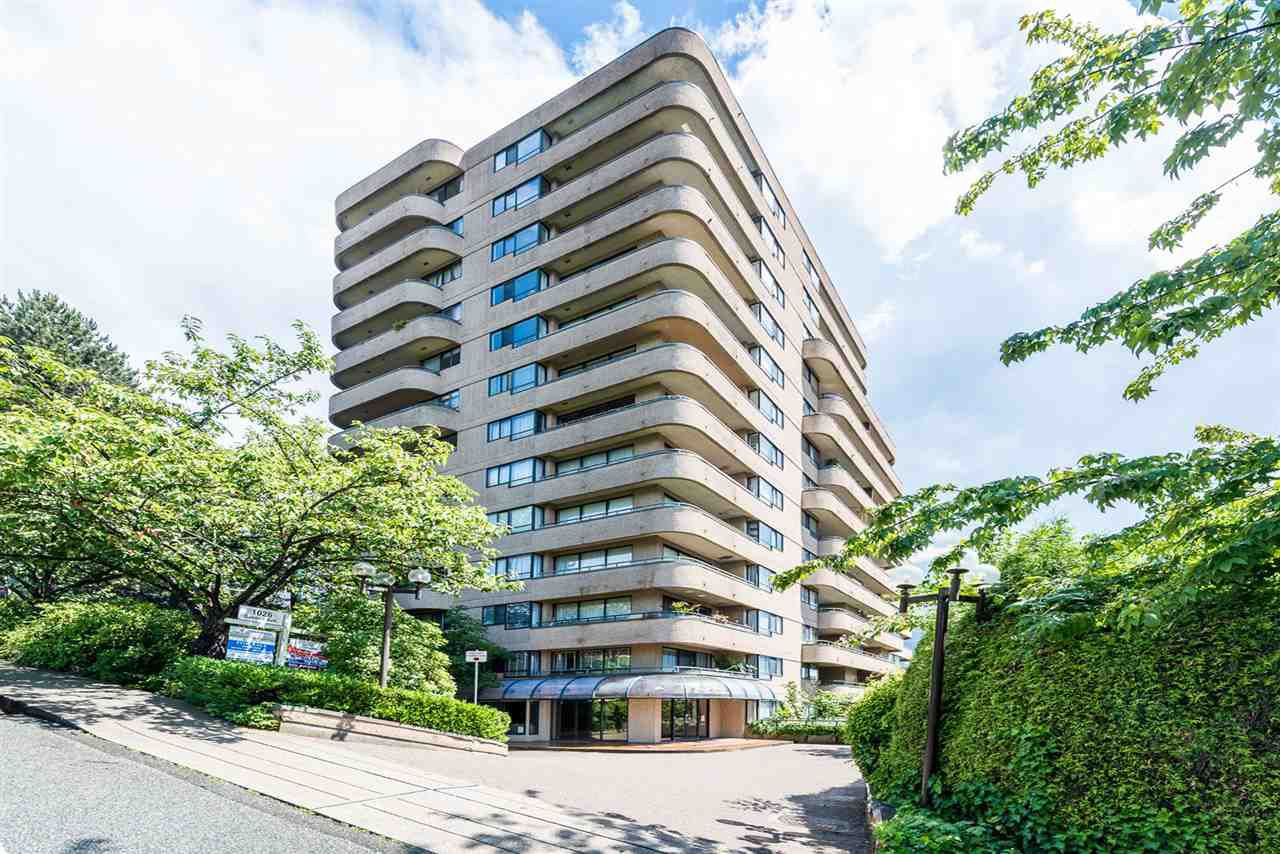 "Main Photo: 1001 1026 QUEENS Avenue in New Westminster: Uptown NW Condo for sale in ""Amara Terrace"" : MLS®# R2310829"
