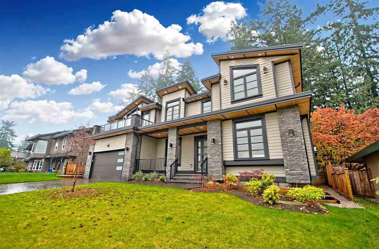 """Main Photo: 11214 LYON Road in Delta: Sunshine Hills Woods House for sale in """"SUNSHINE HILLS"""" (N. Delta)  : MLS®# R2320166"""