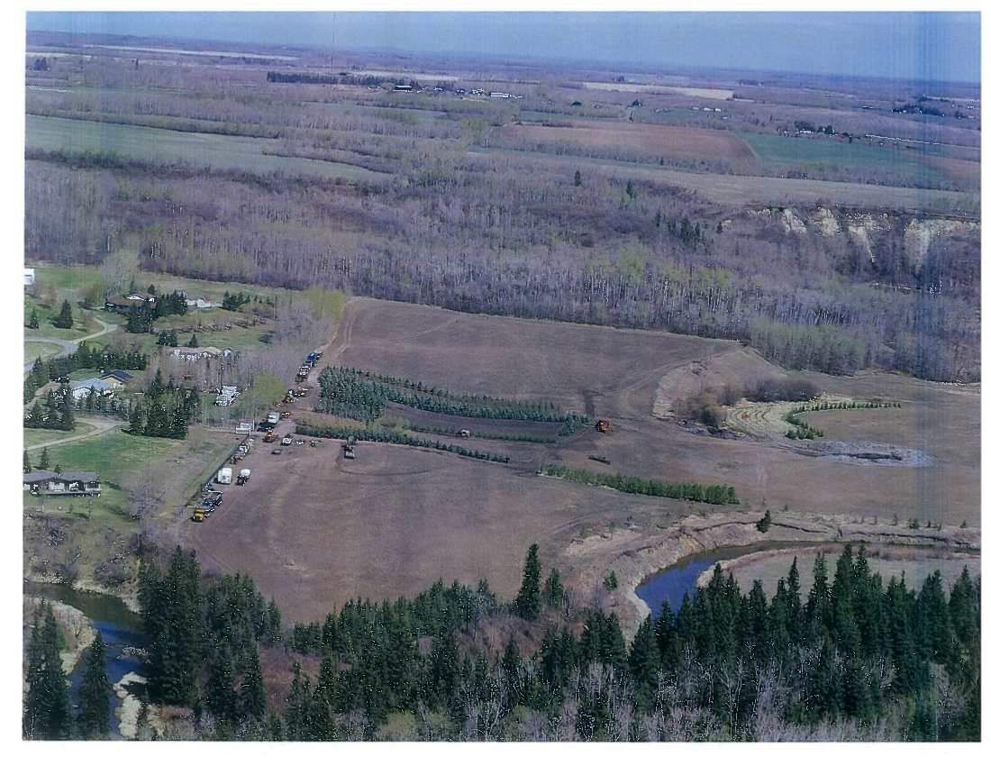 Main Photo: 23516 TWP RD 560: Rural Sturgeon County Rural Land/Vacant Lot for sale : MLS®# E4134923