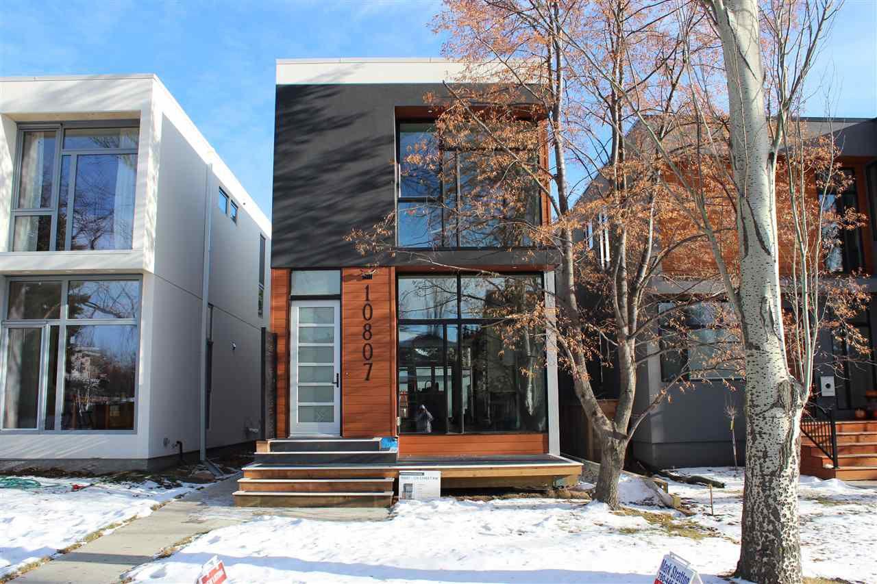 Main Photo: 10807 128 Street W in Edmonton: Zone 07 House for sale : MLS®# E4135677