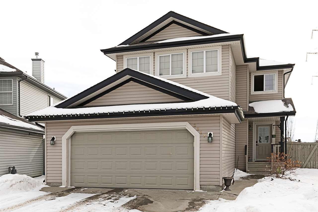 Main Photo: 8619 8 Avenue in Edmonton: Zone 53 House for sale : MLS®# E4136055