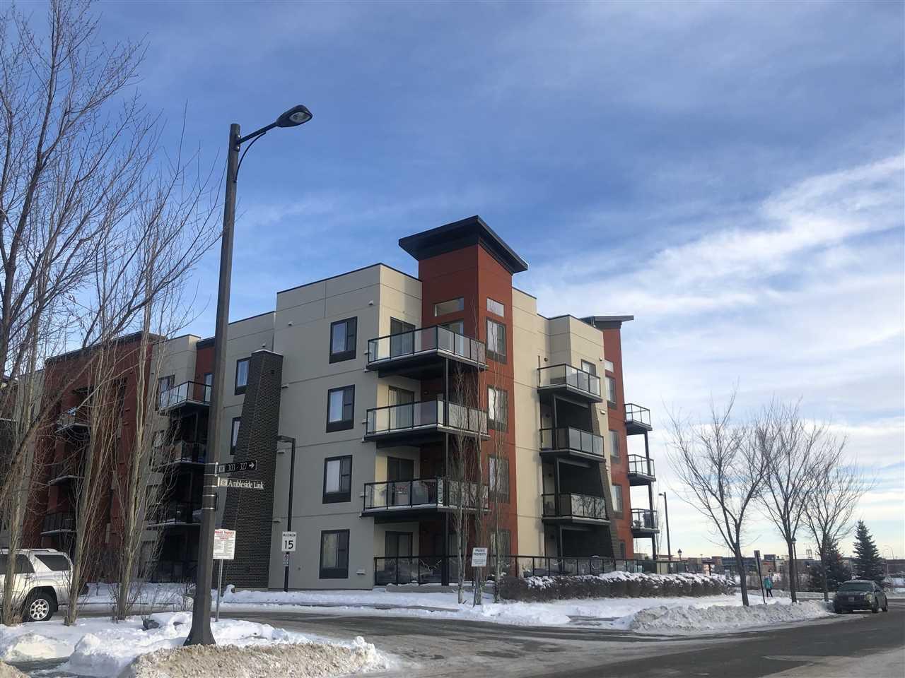 Main Photo:  in Edmonton: Zone 56 Condo for sale : MLS®# E4137868