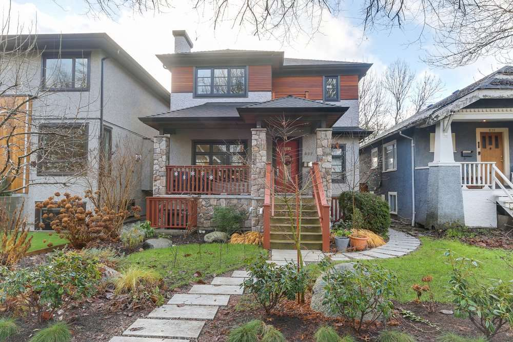 "Main Photo: 832 W 19TH Avenue in Vancouver: Cambie House for sale in ""DOUGLAS PARK/CAMBIE VILLAGE"" (Vancouver West)  : MLS®# R2327562"