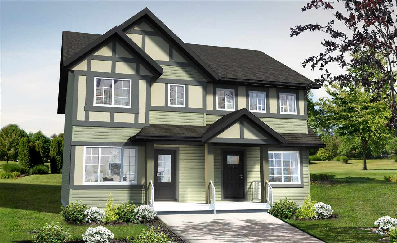 Main Photo: 1059 Paisley Drive in Edmonton: Zone 55 House Duplex for sale : MLS®# E4138525