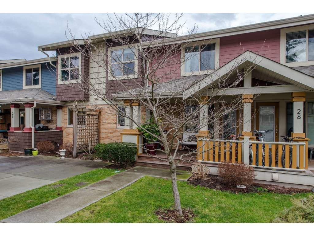 """Main Photo: 27 5851 COWICHAN Street in Sardis: Vedder S Watson-Promontory Townhouse for sale in """"The Quarters"""" : MLS®# R2333506"""