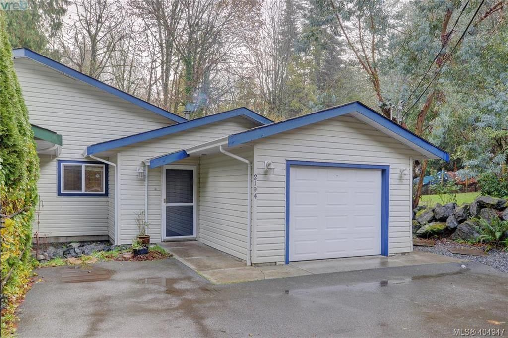 Main Photo: 2194 Phillips Road in SOOKE: Sk Sooke Vill Core Strata Duplex Unit for sale (Sooke)  : MLS®# 404947